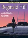 A Clubbable Woman (MP3): Dalziel and Pascoe Series, Book 1